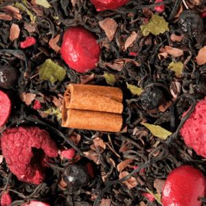 Le Petit Cafetier - Thé noir gourmand choco