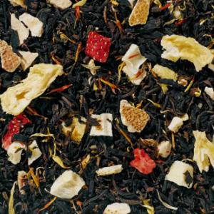 Le Petit Cafetier - thé noir mangue et compagnie